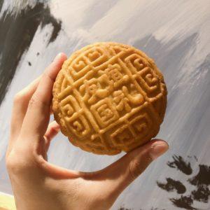 中秋節の月餅(中国の祝日)