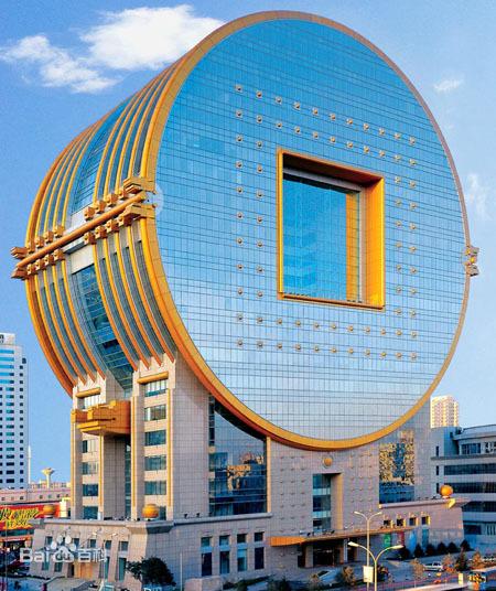 方圓大厦(瀋陽観光スポット)